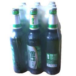 PE膜啤酒包装效果图