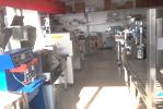蜂窝煤包装机厂家展厅图片