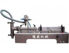 柱塞式气动液体灌装机