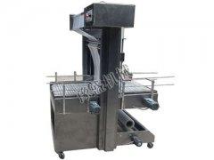 直线型保温板套膜机